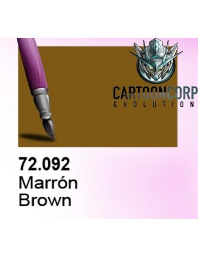 72092 - TINTA MARRON