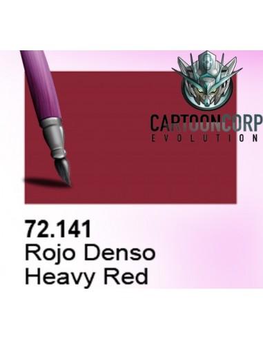 72141 - ROJO DENSO