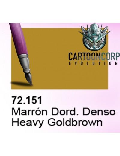 72151 - MARRON DORADO DENSO