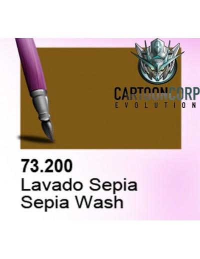 73200 - LAVADO SEPIA