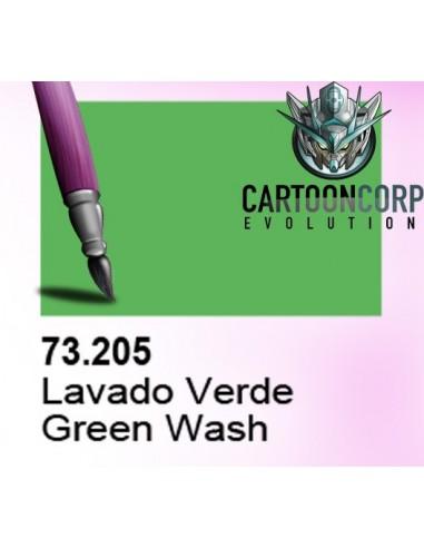 73205 - LAVADO VERDE
