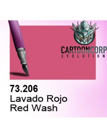73206 - LAVADO ROJO