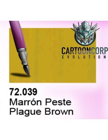 72039 - MARRON PESTE