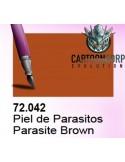 72042 - PIEL DE PARASITOS