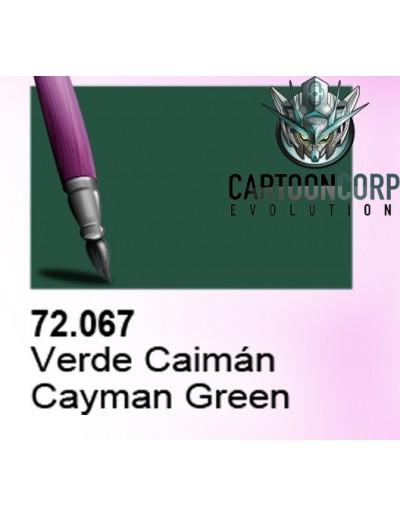 72067 - VERDE CAIMAN