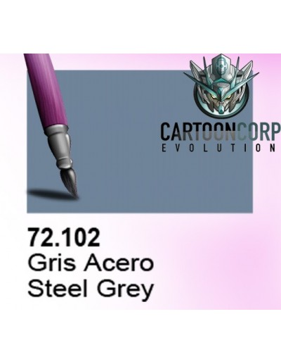 72102 - GRIS ACERO