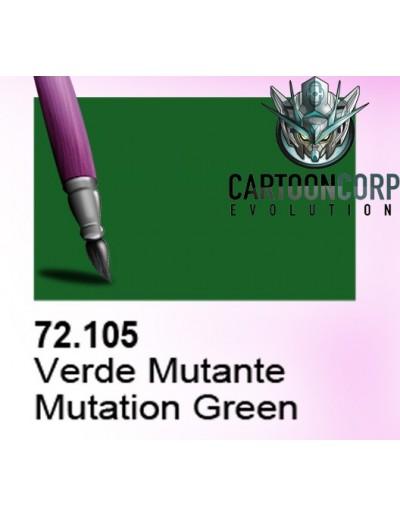 72105 - VERDE MUTANTE