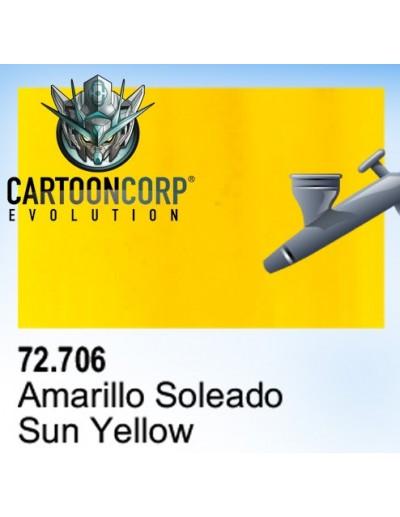 72706 - AMARILLO SOLEADO