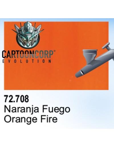 72708 - NARANJA FUEGO