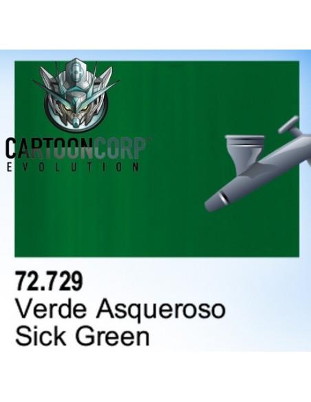 72729 - VERDE ASQUEROSO