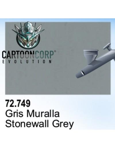 72749- GRIS MURALLA