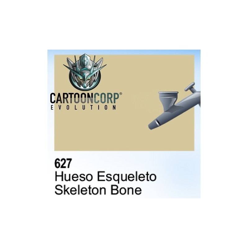 627 - HUESO ESQUELETO
