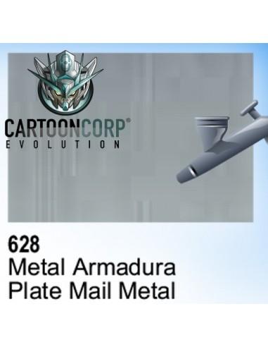 628 - METAL ARMADURA