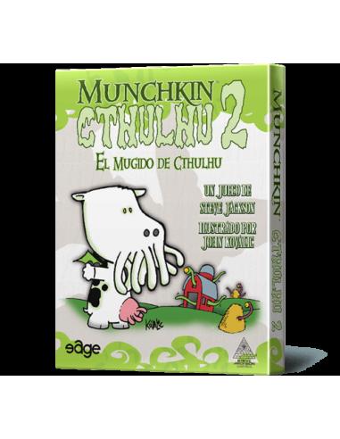 MUNCHKIN CTHULHU 2, EL MUGIDO DE CTHULHU