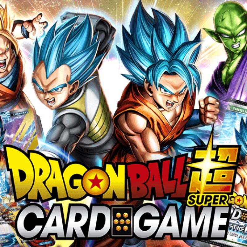 ¡Dragon Ball Super Card Game! Nuevo juego de cartas coleccionable